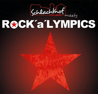 Logo Rock a Lympics