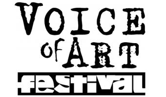 Logo VOICE OF ART FESTIVAL