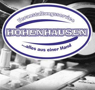 Logo - Veranstaltungsservice Hohenhausen