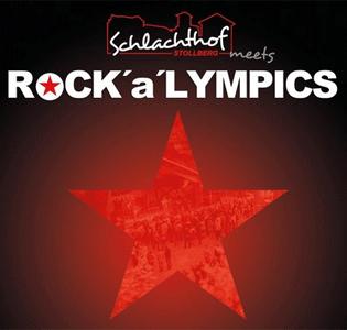 Logo Rock a Lympics