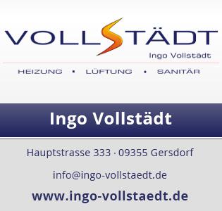 Logo - Installateur – und Heizungsbaumeister Ingo Vollstädt